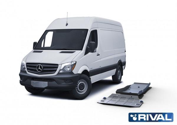 SET Mercedes Benz Sprinter NCV 4WD 3,0TD only!
