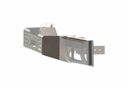 Seilwinden Set Mercedes G 463 bis 15 inkl. WARN Zeon 10 Platinum