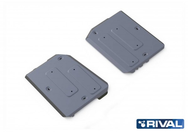 Fuel Tank Jeep Cherokee KL 4WD AT 2,4; 4WD AT 3,2 Skidplate