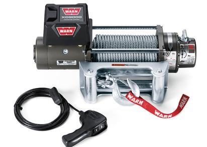 Seilwinde WARN XD9000 12V 4.100 kg Zugkraft