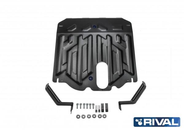 Engine and Gearbox Hyundai Santa Fe / Grand Santa Fe 2,2D; 2,4i Skidplate