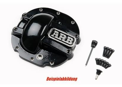 ARB Differentialschutz Jeep Wrangler JL Sport & Sahara, vorne, schwarz