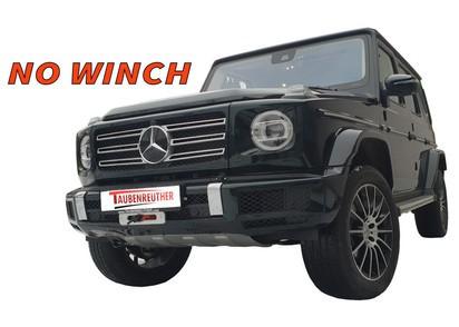 Seilwindenanbausatz Mercedes G463A ab 2018, ohne Seilwinde