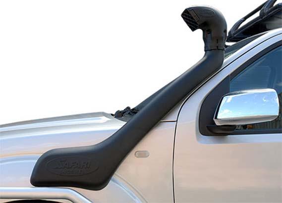 Safari-Snorkel V-SPEC Nissan D40 -10, Pathfinder R51 -10, SS730HFB