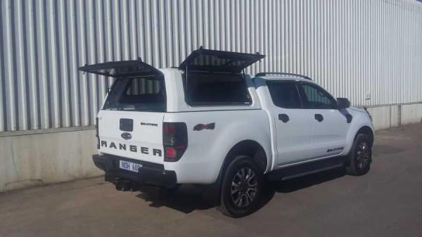 RSI EVO Hardtop f. Ford Ranger ab 2012, Doppelkabine, weiß