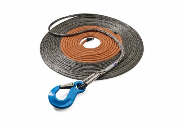 2-Component Winch Rope Profi-X according to DIN EN-14492-1:2006