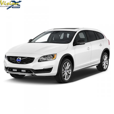 Volvo S60 2008-2016 XPR Lightbar Lightbar Kit Vision-X