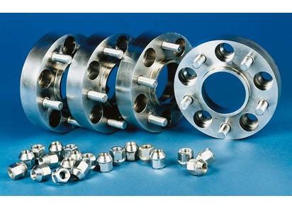 Spurverbreiterung SPV005N23/30 114,3x5 46/60mm pro Achse Xtrail T31 Qashqai