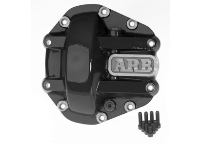 """ARB Differentialschutz Chrysler 8.25"""", schwarz"""