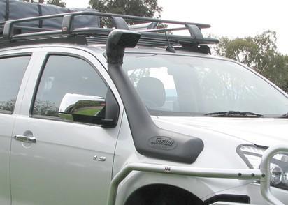Safari-Snorkel R-Spec für Isuzu D-MAX ab 07/12 ->, 2,5l & 1,9l TD, SS5005R