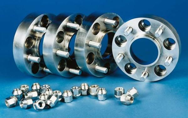 Spurverbreiterung ALU, SPV006TJ9-18 46mm, Toy. J9, J12, J15, Hilux ab ´05