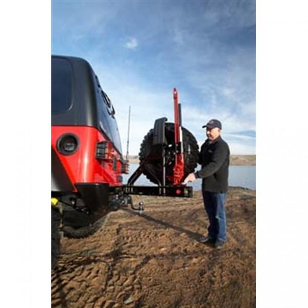 ARB HiLift Halter Heckstoßstange Jeep Wrangler TJ