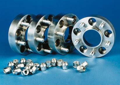 Spurverbreiterung SPV005PI23/30 114,3x5 46/60mm pro Achse Pinin Sorento XM