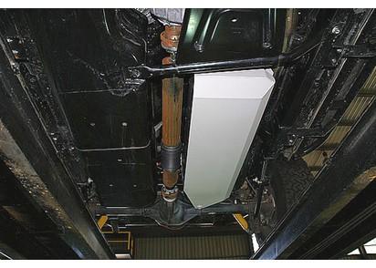 Zusatztank Jeep Wrangler JK 4-trg., Diesel, 68l, HD (4mm Blech)