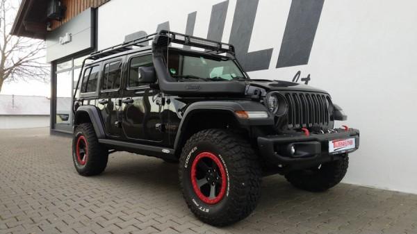 Safari-Snorkel Jeep Wrangler JK Rechtslenker, 2.8TD und 3.8 Benziner