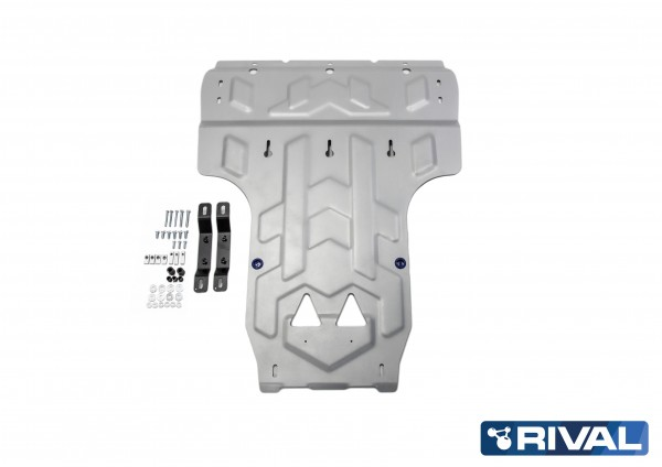 Engine and Gearbox Audi A7 3,0TFSI Skidplate