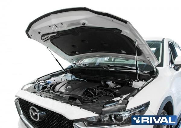 Motorhoodstrut Mazda CX-5 2,0; 2,5; 2,2D