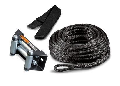 Umrüstkit-Kunststoffseil 12,2m x 3,9mm inkl. Rollenseilfenster