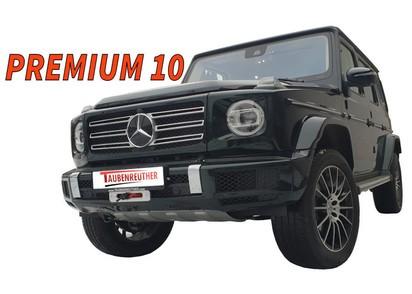 Seilwinden Set Mercedes G463A ab 2018, inkl WARN ZEON 10