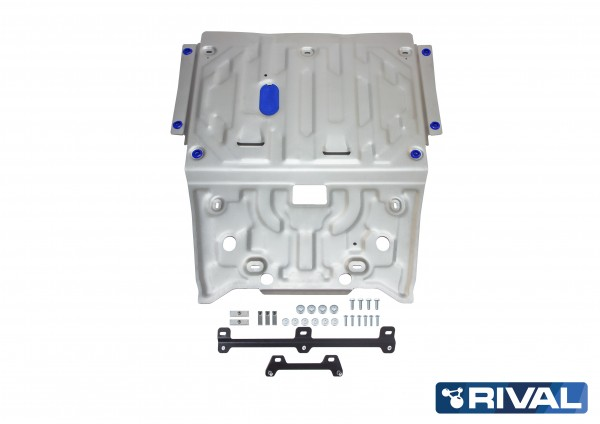 Engine and Gearbox Mercedes Benz GLA 2,0; 2,5 Skidplate
