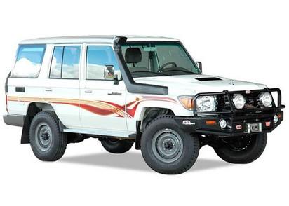 Safari-Snorkel R-SPEC Toyota J76/78/79 SS76RE, 07->, 4,0l V6, Benzin