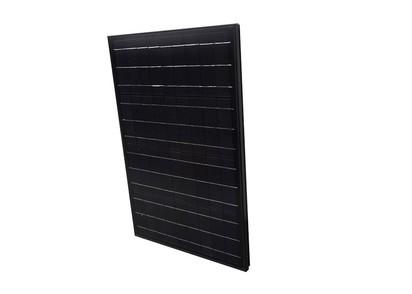 IBS Solarpanel MCF40 mit 40Wp Leistung in Aluminum Rahmen 410x660x29mm