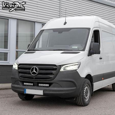 Mercedes SPRINTER 2019+ XPR Lightbar Kit Vision-X
