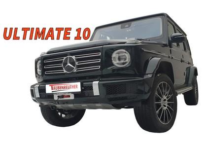 Seilwinden Set Mercedes G463A ab 2018, inkl WARN ZEON 10 PLATINUM
