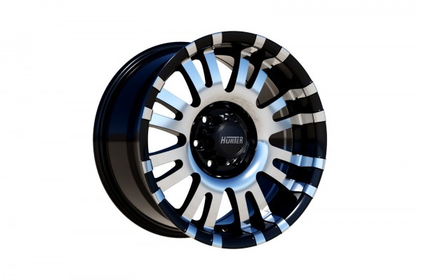 Alloy wheel 17x9 ET30 Hilux Revo