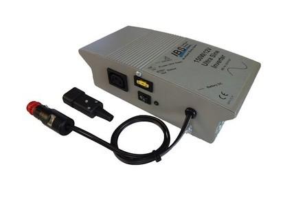 IBS Wechselrichter US15/12V mit 150W Nennleistung