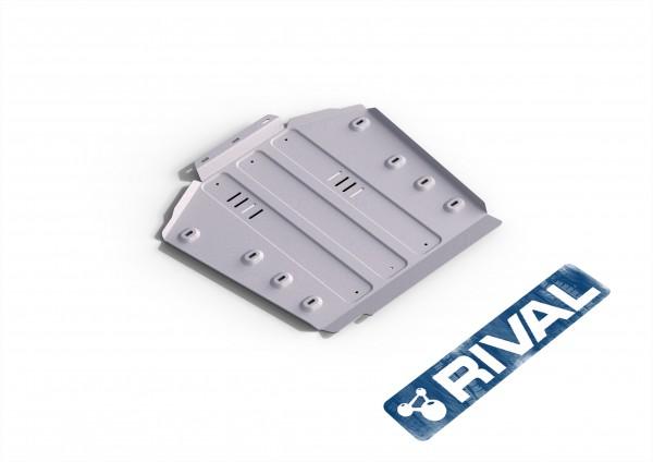 Gearbox and Transfer Case Audi Q7 3,0TDI; 3,0TFSI; 4,2TDI Skidplate