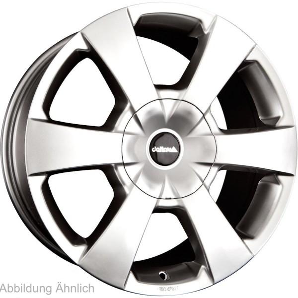 Alufelge Delta WP Mercedes X 350 8x17 6x114.3 ET+30, silber