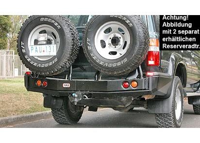 ARB Heckstoßstange Toyota J80, schwarz