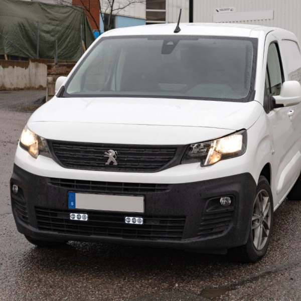 Peugeot PARTNER 2019+ XPR Lightbar Lightbar Kit Vision-X