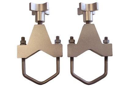 ARB HiLift Montagesatz für Rundrohre 25 - 50 mm