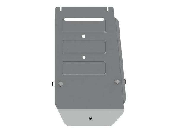 Unterfahrschutz BMW X5, X6 Bj. 13- (F15, F16), Automatikgetriebe, 4mm Alu gepreß