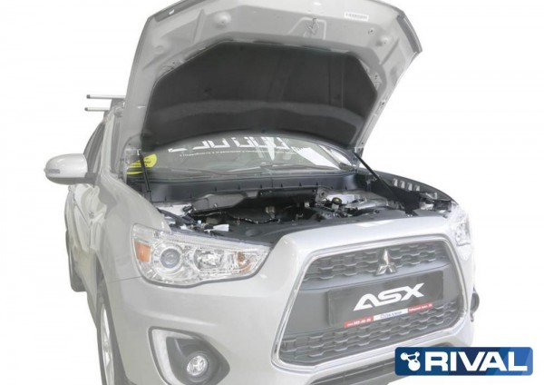Motorhoodstrut Mitsubishi ASX all