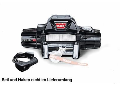 Seilwinden Set Mercedes G 463 bis 15 inkl. WARN ZEON 10 24V