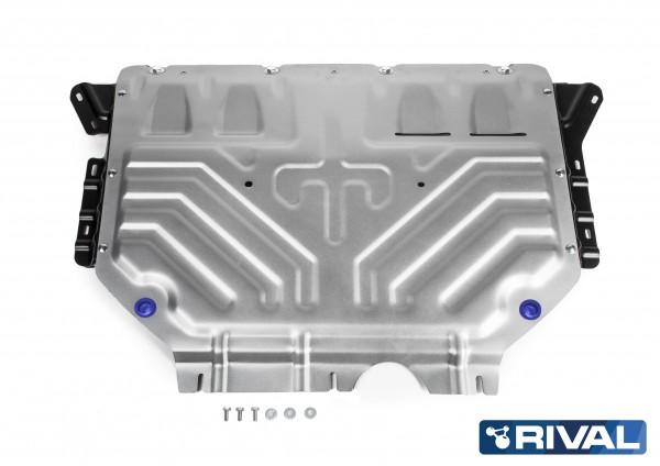 Engine and Gearbox Skoda Kodiaq 1,4; 2,0TSI; 2,0d (incl. Webasto) Skidplate