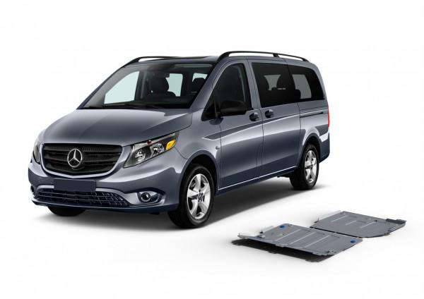 SET Mercedes Benz Vito 4WD AT 2,1 (161hp, 190hp)